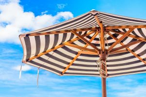 How to Fix a Patio Umbrella Pole